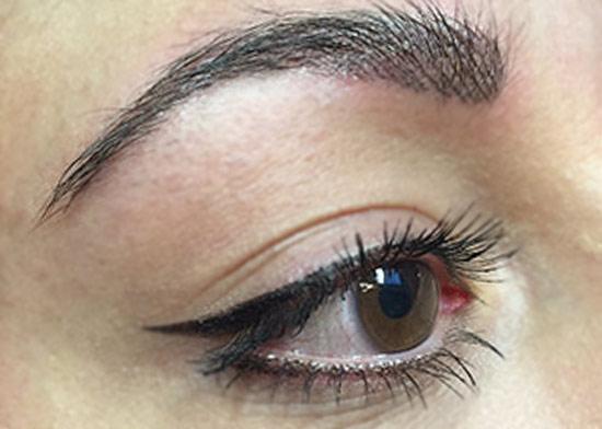 Optimierung Ihrer Augenbrauen