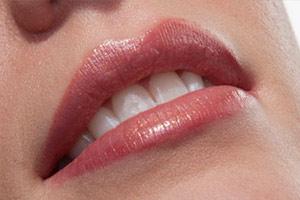 Lippenbetonungen