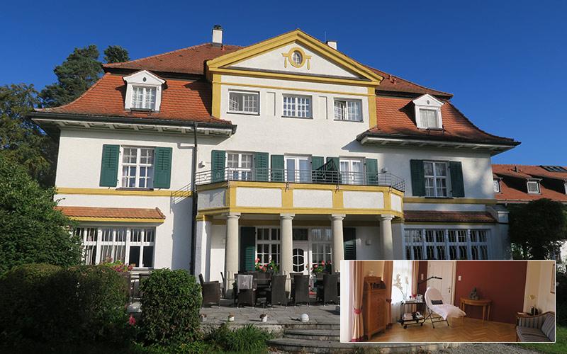 Schlossgut Oberambach am Starnberger See – MÜNSING, bei München