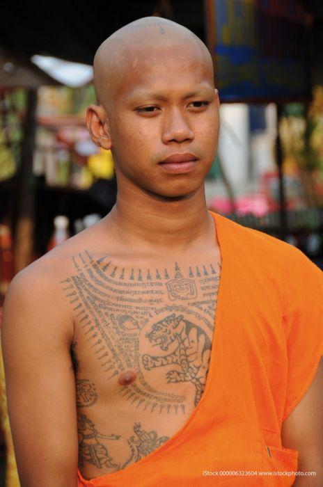 religiös-rituelles Tattoo