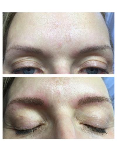 Augenbrauen-Auffrischung-in-der-Härchentechnik