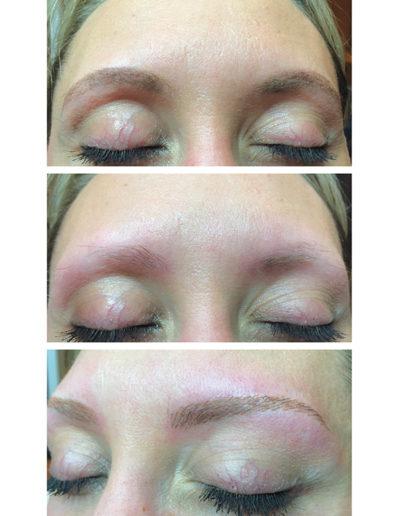 Ergänzung-Braue-Permanent-Make-up