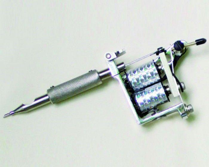 1987: die ersten elektrischen Pigmentiergeräte