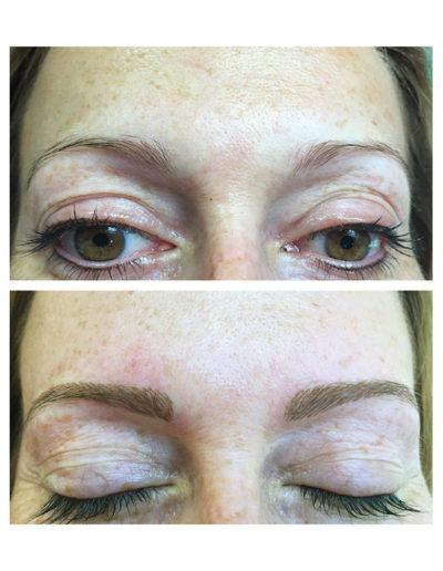 dunkelblonde-Augenbrauen-,-Neugestaltung-mit-Permanent-Make-up