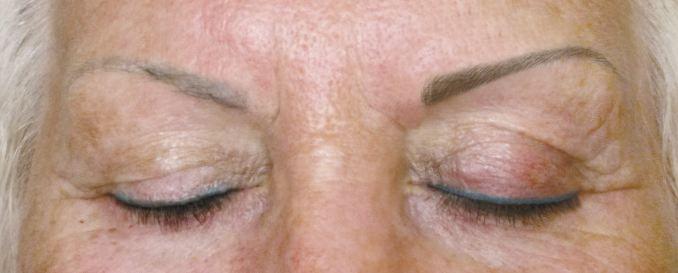 Wenn Ihre Augenbrauen-Zeichnung in die Jahre kommt