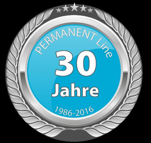 15-Jahre-permanent-line
