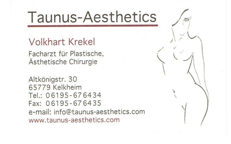 Behandlung in Kelkheim