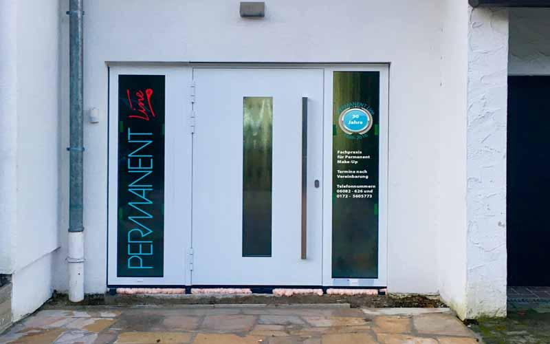 Neuer Eingang Oberems 800 x 500