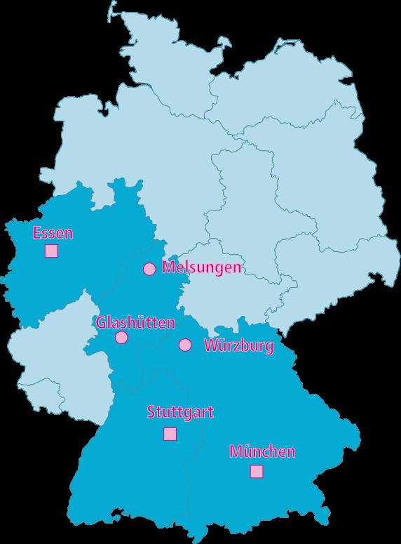 Make up Behandlungen in Deutschland